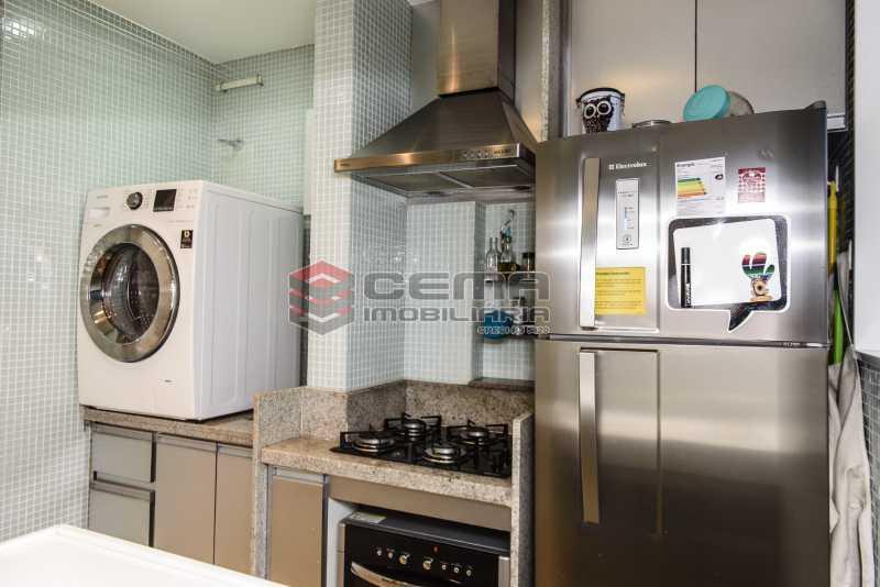 IMG_0919 - Apartamento À Venda - Glória - Rio de Janeiro - RJ - LAAP10069 - 13