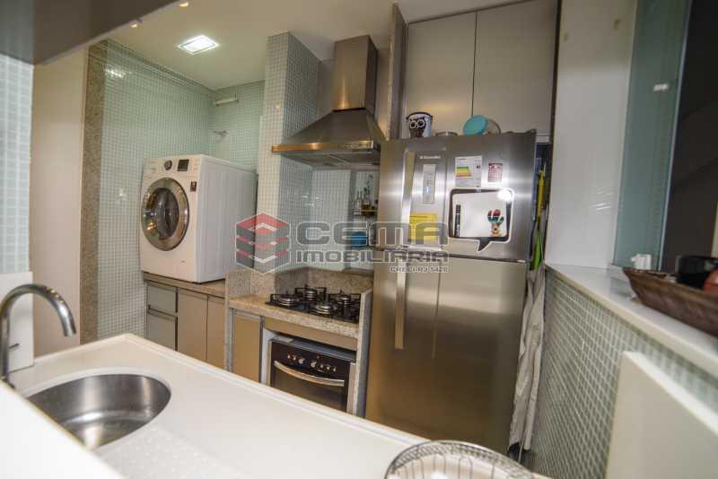 IMG_0920 - Apartamento À Venda - Glória - Rio de Janeiro - RJ - LAAP10069 - 10
