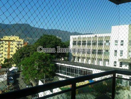 APARTAMENTO - Apartamento À Venda - Maracanã - Rio de Janeiro - RJ - LA24370 - 1