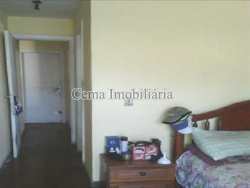 QUARTO - Apartamento À Venda - Maracanã - Rio de Janeiro - RJ - LA24370 - 5