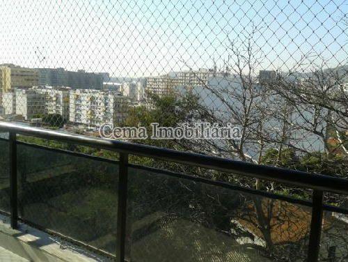VISTA - Apartamento À Venda - Maracanã - Rio de Janeiro - RJ - LA24370 - 6