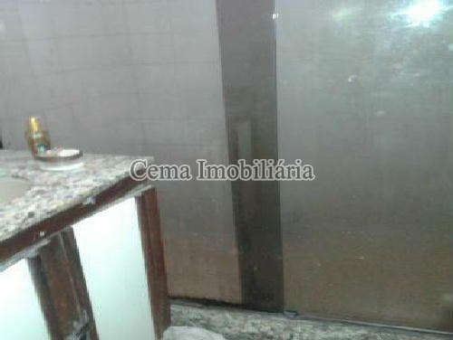 BANHEIRO - Apartamento À Venda - Maracanã - Rio de Janeiro - RJ - LA24370 - 7