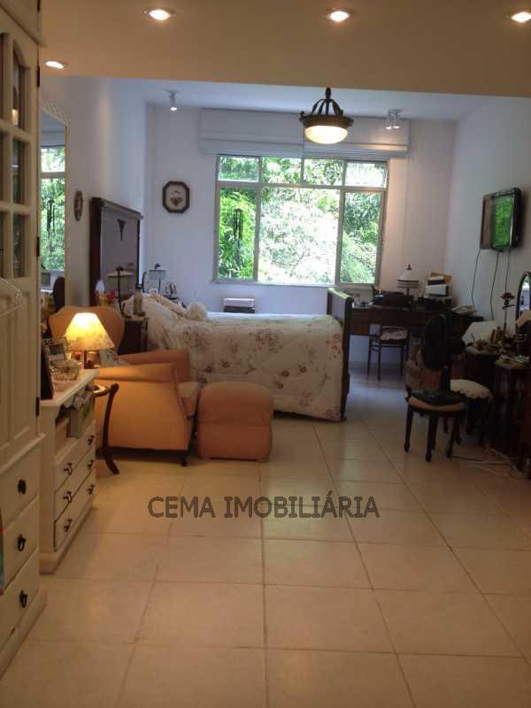 suite - LAAP40018 VENDA Apartamento 4 quartos Rua conde de Bomfin Usina Rio de Janeiro - LAAP40018 - 5