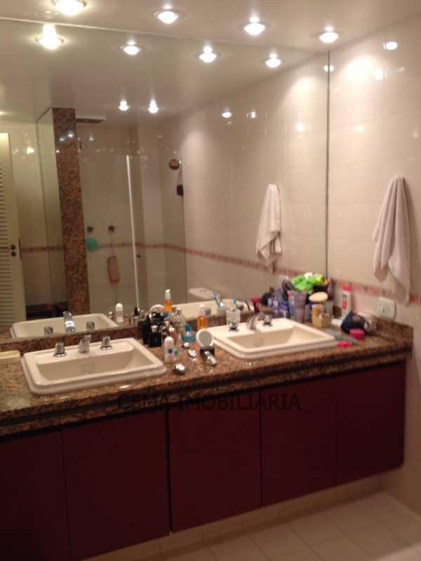 banheiro social - LAAP40018 VENDA Apartamento 4 quartos Rua conde de Bomfin Usina Rio de Janeiro - LAAP40018 - 10