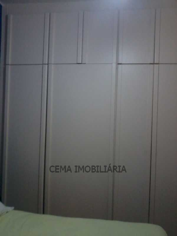 armarios embutidos - Apartamento à venda Rua Barão do Flamengo,Flamengo, Zona Sul RJ - R$ 570.000 - LAAP10084 - 13