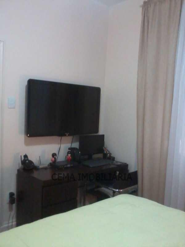 quarto ang 2 - Apartamento à venda Rua Barão do Flamengo,Flamengo, Zona Sul RJ - R$ 570.000 - LAAP10084 - 14