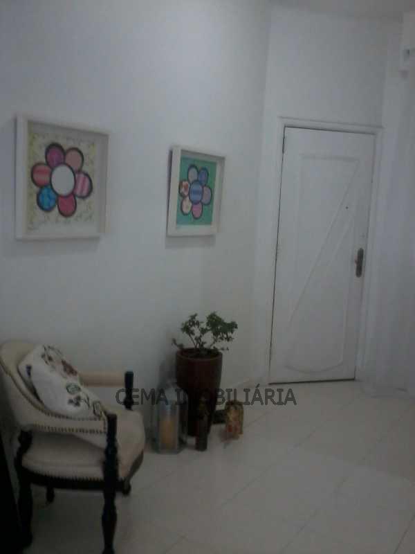 entrada - Apartamento à venda Rua Barão do Flamengo,Flamengo, Zona Sul RJ - R$ 570.000 - LAAP10084 - 9