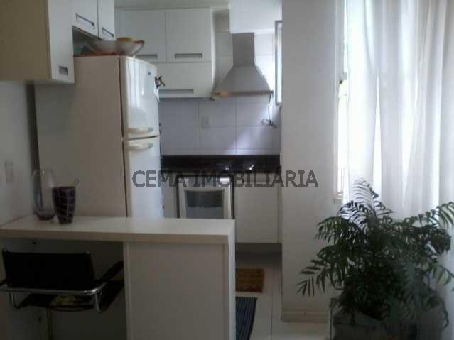 cozinha planejada - Apartamento à venda Rua Barão do Flamengo,Flamengo, Zona Sul RJ - R$ 570.000 - LAAP10084 - 6