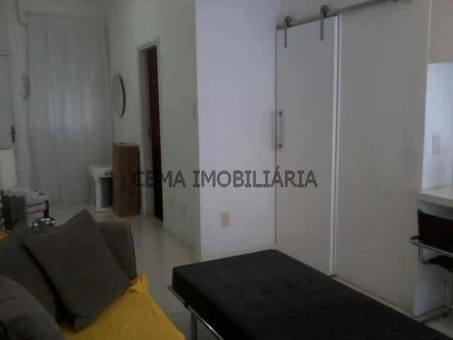 sala cozinha americana - Apartamento à venda Rua Barão do Flamengo,Flamengo, Zona Sul RJ - R$ 570.000 - LAAP10084 - 11