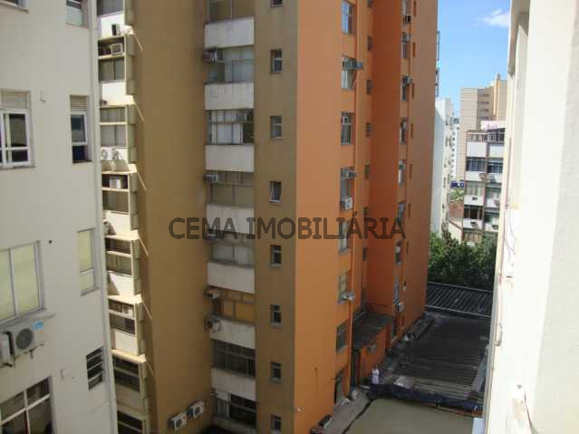 Vista sala - Apartamento À Venda - Tijuca - Rio de Janeiro - RJ - LAAP20175 - 10