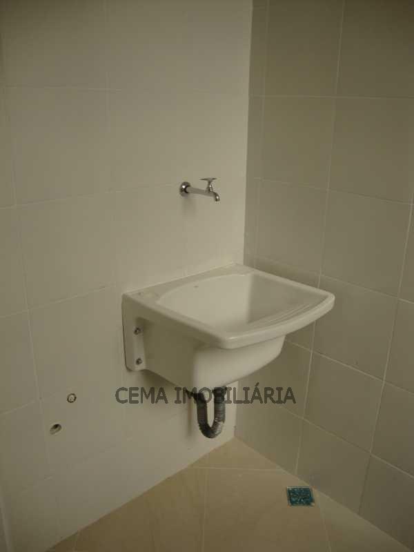 Área de serviço - Apartamento 2 quartos à venda Tijuca, Zona Norte RJ - R$ 597.000 - LAAP20175 - 23