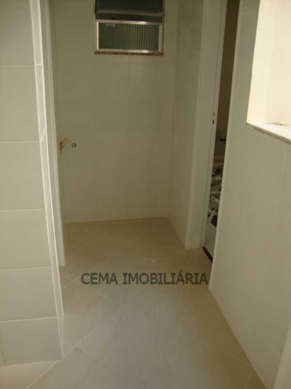 Áres de serviço - Apartamento 2 quartos à venda Tijuca, Zona Norte RJ - R$ 597.000 - LAAP20175 - 21