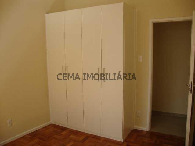 Quarto - Apartamento 2 quartos à venda Tijuca, Zona Norte RJ - R$ 597.000 - LAAP20175 - 14