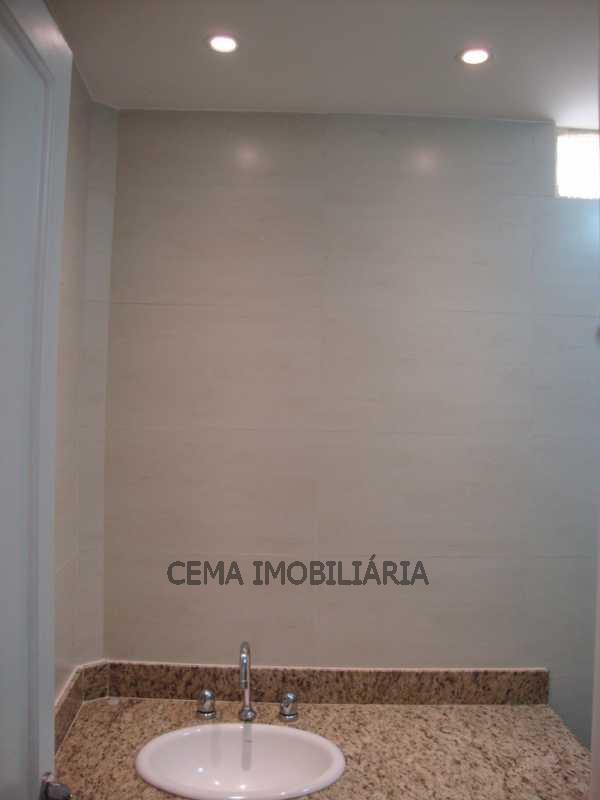 Banheiro iluminação led - Apartamento 2 quartos à venda Tijuca, Zona Norte RJ - R$ 597.000 - LAAP20175 - 18