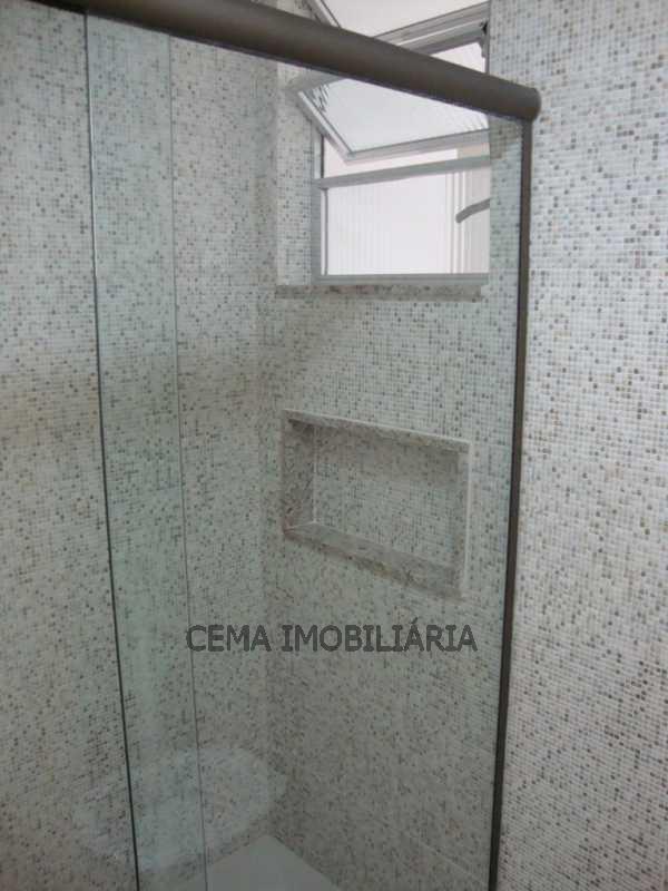 Banheiro - Apartamento 2 quartos à venda Tijuca, Zona Norte RJ - R$ 597.000 - LAAP20175 - 20