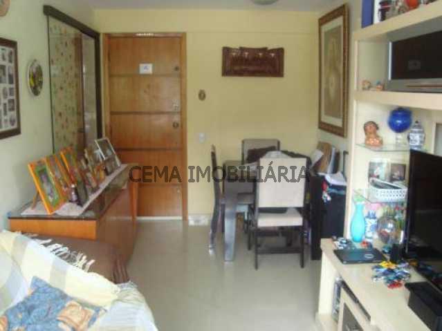 sala - Apartamento À Venda - Botafogo - Rio de Janeiro - RJ - LAAP30132 - 9