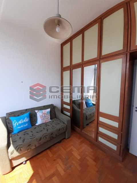 2 - Flamengo, com 2 quartos e garagem garantida. - LAAP20203 - 4