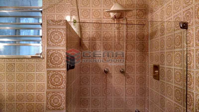 banheiro - Apartamento À Venda - Laranjeiras - Rio de Janeiro - RJ - LAAP30176 - 15