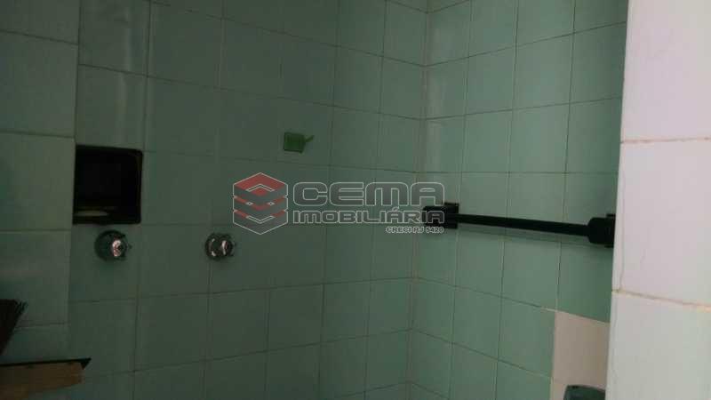banheiro de empregada - Apartamento À Venda - Laranjeiras - Rio de Janeiro - RJ - LAAP30176 - 21