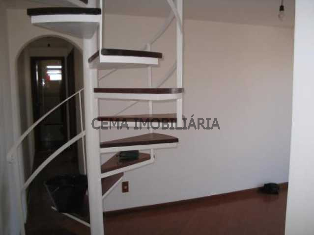 Escada Acesso Terraço - Cobertura À Venda - Méier - Rio de Janeiro - RJ - LACO30012 - 10