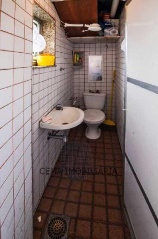 Banheiro de Serviço - Apartamento 2 quartos à venda Engenho Novo, Zona Norte RJ - R$ 280.000 - LAAP20265 - 13