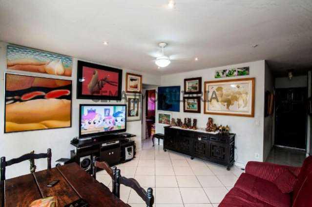 Sala - Apartamento 2 quartos à venda Engenho Novo, Zona Norte RJ - R$ 280.000 - LAAP20265 - 1