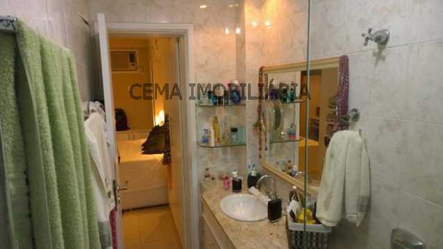 Banheiro Suíte - Cobertura 3 quartos à venda Andaraí, Zona Norte RJ - R$ 950.000 - LACO30017 - 8