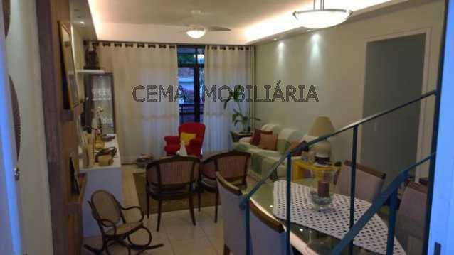 Sala - Cobertura 3 quartos à venda Andaraí, Zona Norte RJ - R$ 1.030.000 - LACO30017 - 13