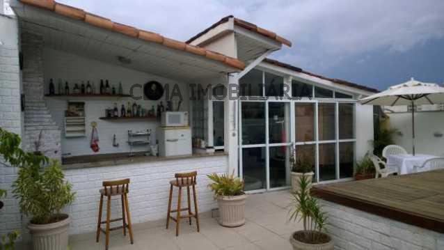Terraço - Cobertura 3 quartos à venda Andaraí, Zona Norte RJ - R$ 950.000 - LACO30017 - 21