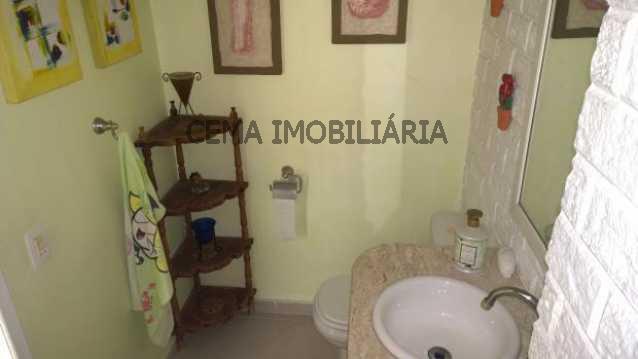 Banheiro - Cobertura 3 quartos à venda Andaraí, Zona Norte RJ - R$ 950.000 - LACO30017 - 16