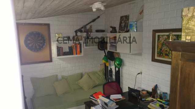 Sala Superior - Cobertura 3 quartos à venda Andaraí, Zona Norte RJ - R$ 1.030.000 - LACO30017 - 20