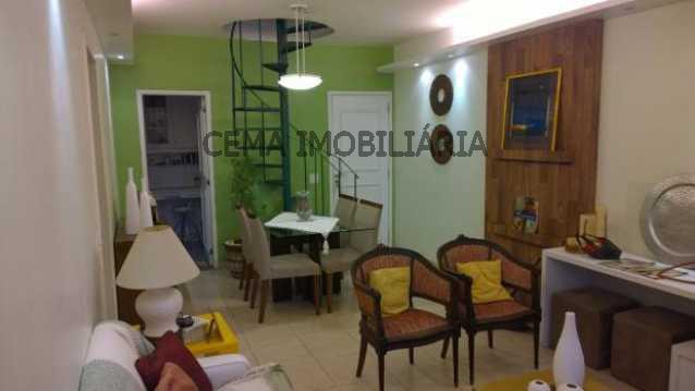 Sala - Cobertura 3 quartos à venda Andaraí, Zona Norte RJ - R$ 1.030.000 - LACO30017 - 12
