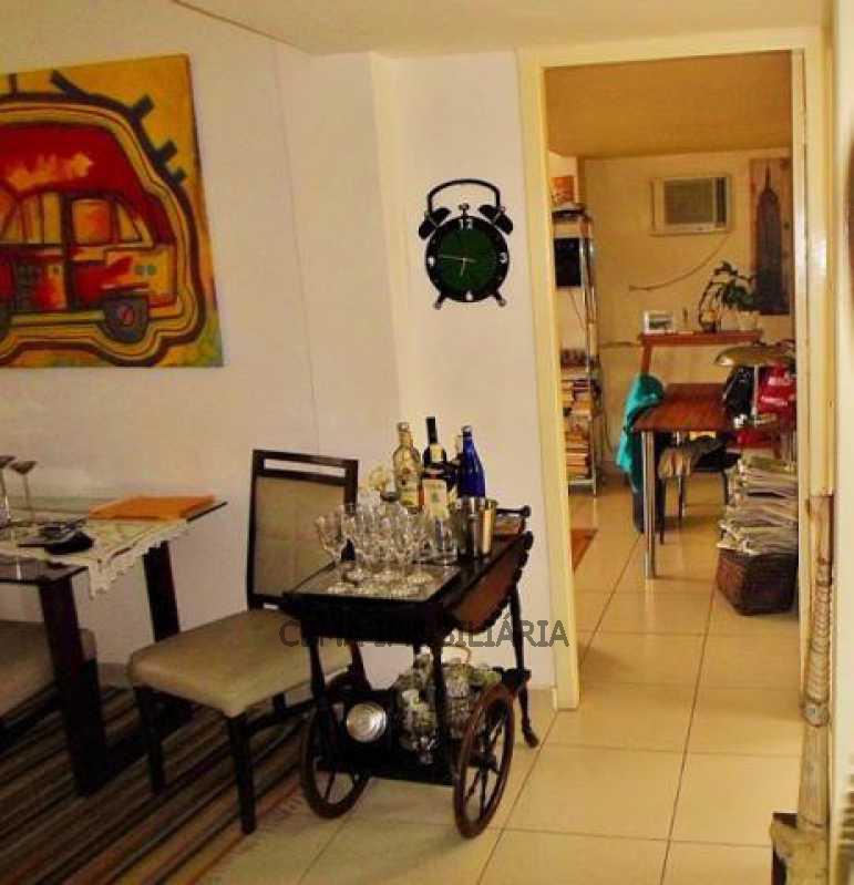 sala  ang 2 - Apartamento à venda Rua Marquês de Pombal,Centro RJ - R$ 493.000 - LAAP30219 - 3
