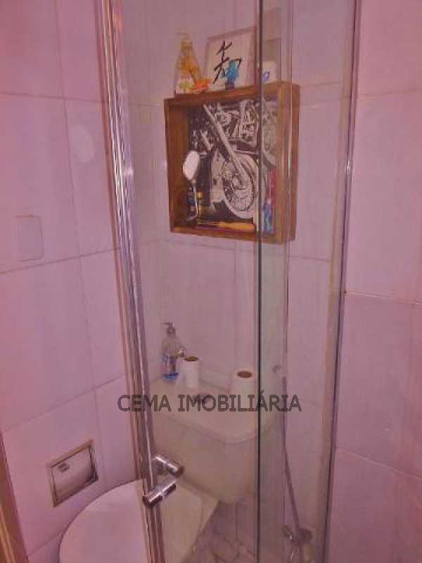 banheiro 2 anfg 2 - Apartamento à venda Rua Marquês de Pombal,Centro RJ - R$ 493.000 - LAAP30219 - 9