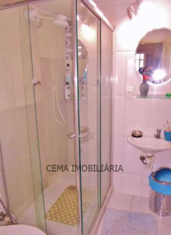 banheiro 2 - Apartamento À Venda - Centro - Rio de Janeiro - RJ - LAAP30219 - 8