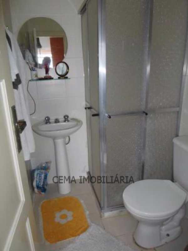 banheiro - Apartamento à venda Rua Marquês de Pombal,Centro RJ - R$ 493.000 - LAAP30219 - 7