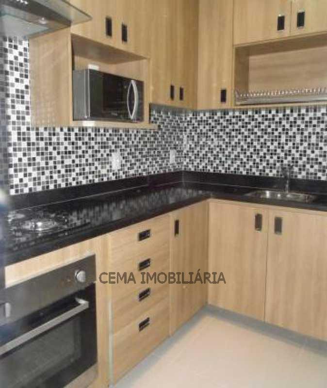 Cozinha - Apartamento 3 quartos à venda Copacabana, Zona Sul RJ - R$ 1.574.000 - LAAP30239 - 3