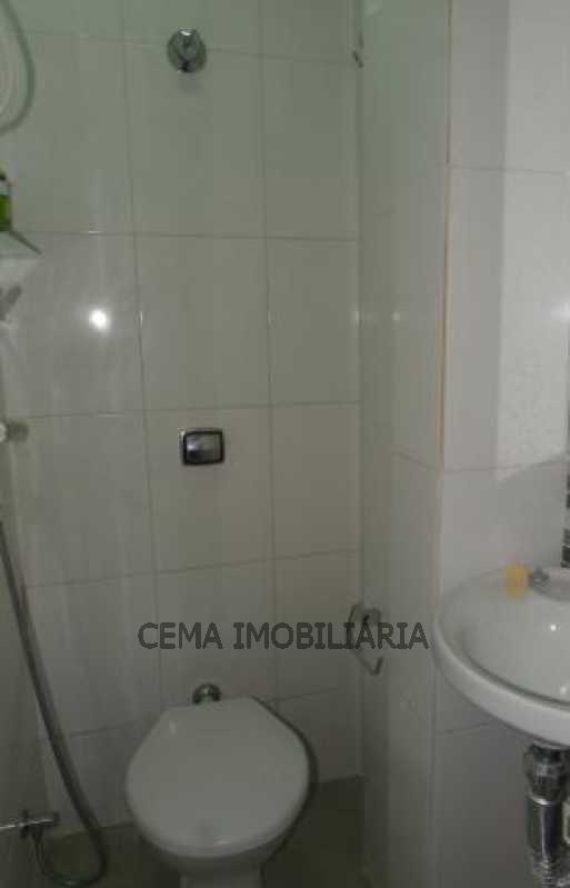 Banheiro de Serviço - Apartamento 3 quartos à venda Copacabana, Zona Sul RJ - R$ 1.574.000 - LAAP30239 - 20