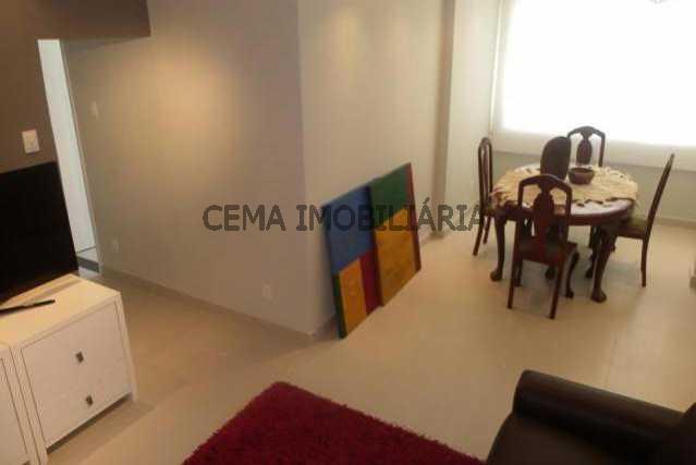 Sala - Apartamento À Venda - Copacabana - Rio de Janeiro - RJ - LAAP30239 - 5