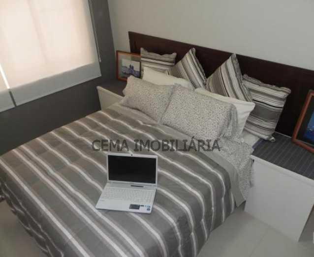 Quarto - Apartamento 3 quartos à venda Copacabana, Zona Sul RJ - R$ 1.574.000 - LAAP30239 - 9