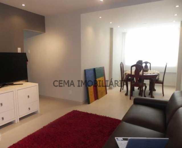Sala - Apartamento À Venda - Copacabana - Rio de Janeiro - RJ - LAAP30239 - 1