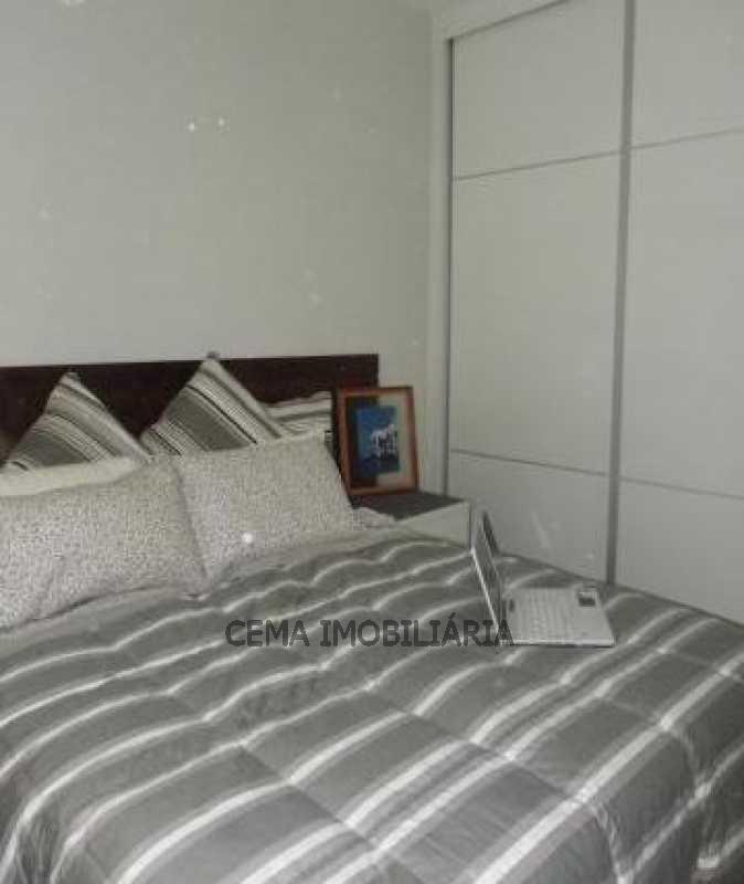 Quarto - Apartamento À Venda - Copacabana - Rio de Janeiro - RJ - LAAP30239 - 10