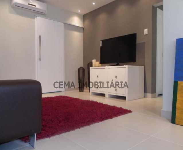 Sala - Apartamento 3 quartos à venda Copacabana, Zona Sul RJ - R$ 1.574.000 - LAAP30239 - 7