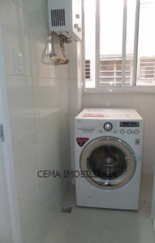 Área de Serviço - Apartamento À Venda - Copacabana - Rio de Janeiro - RJ - LAAP30239 - 21