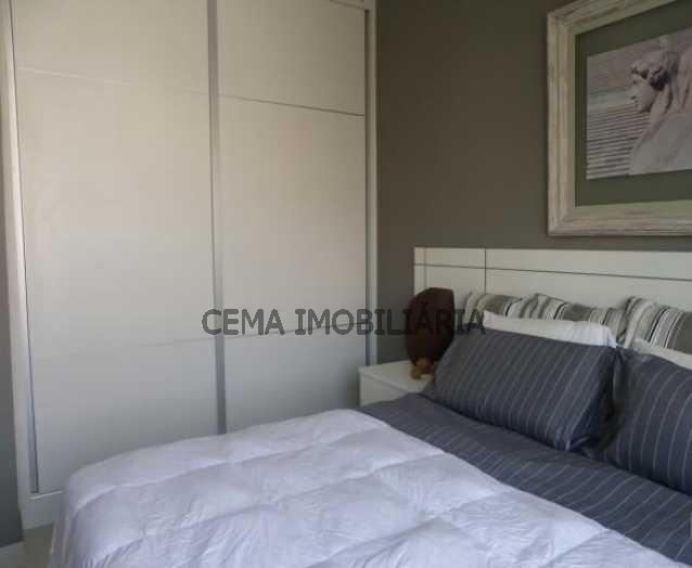 Quarto - Apartamento 3 quartos à venda Copacabana, Zona Sul RJ - R$ 1.574.000 - LAAP30239 - 11