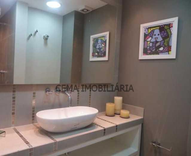 Banheiro Suíte - Apartamento 3 quartos à venda Copacabana, Zona Sul RJ - R$ 1.574.000 - LAAP30239 - 16