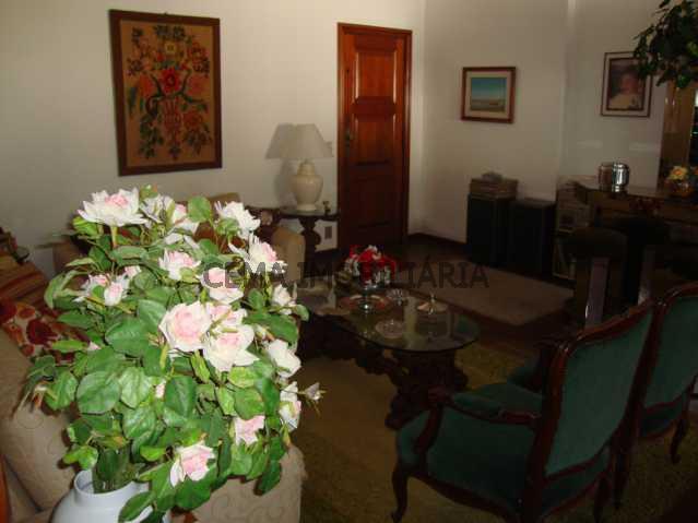 Sala - Apartamento À Venda - Tijuca - Rio de Janeiro - RJ - LAAP30242 - 4