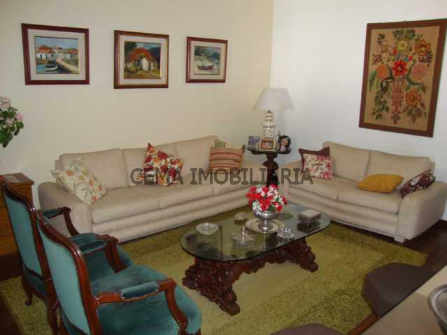 Sala - Apartamento À Venda - Tijuca - Rio de Janeiro - RJ - LAAP30242 - 6
