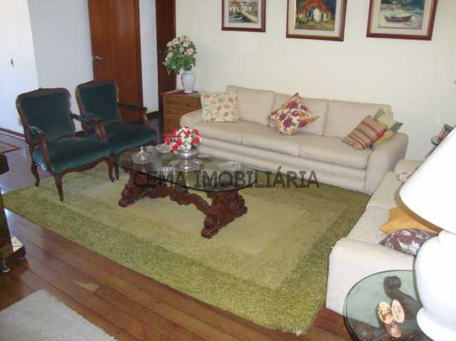 Sala - Apartamento À Venda - Tijuca - Rio de Janeiro - RJ - LAAP30242 - 7