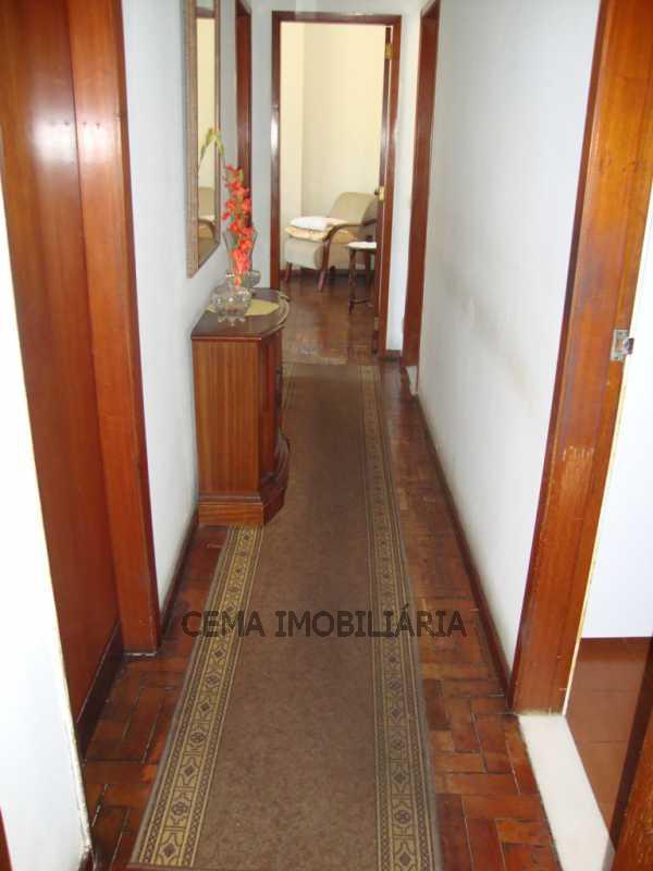 Circulação - Apartamento À Venda - Tijuca - Rio de Janeiro - RJ - LAAP30242 - 12